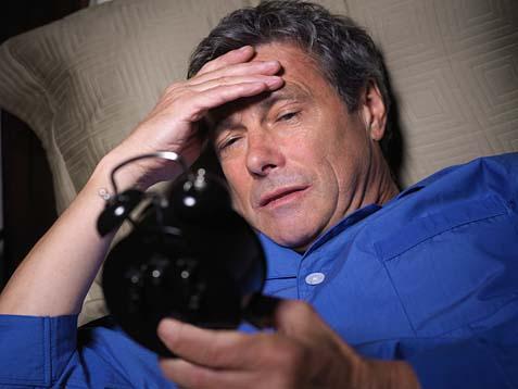 Rối loạn giấc ngủ ở người cao tuổi 1