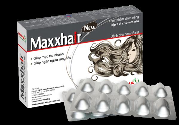 Cách dùng Maxxhair New: 1