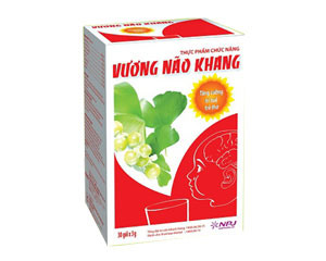 Vương Não Khang – Giúp tăng cường trí tuệ trẻ thơ 1