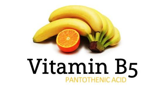 VITAMIN B5 1