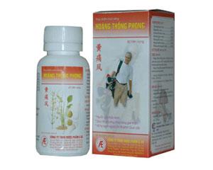 1. Uống Hoàng Thống Phong điều trị bênh Gút có tác dụng phụ gì không? 1