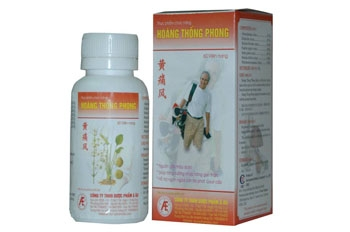 Hoàng Thống Phong được chứng minh có hiệu quả trong điều trị bệnh Gút 2