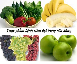 Chế độ ăn uống cho người viêm đại tràng 1
