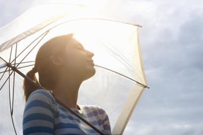 Tiếp xúc với ánh nắng có thể tái phát Lupus ban đỏ 1