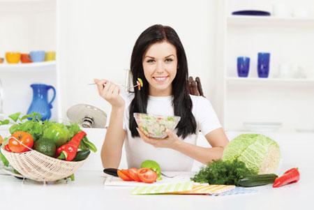 3. Có chế độ ăn uống hợp lý: 1
