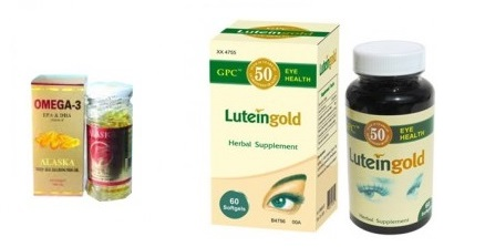 Uống bổ sung các vitamin, acid amin dành cho mắt 1