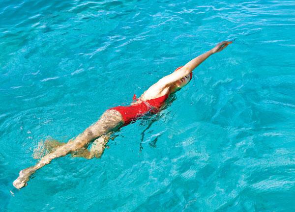 3. Đi bơi 1