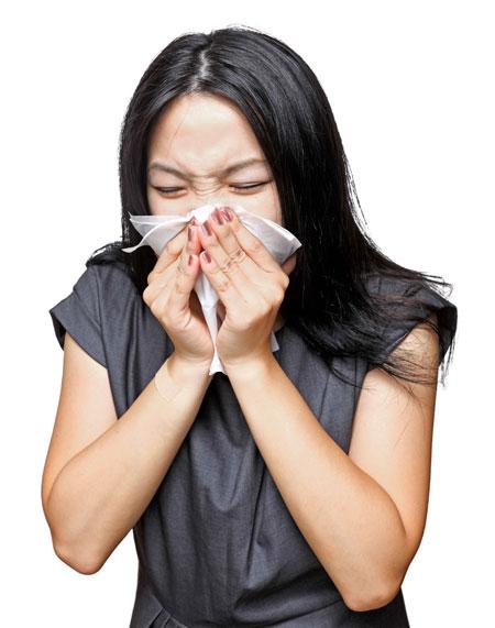 Bị viêm mũi dị ứng cần phải làm gì? 1