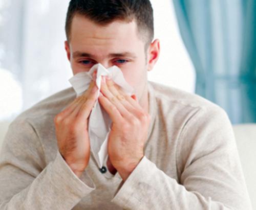 Các triệu chứng cơ bản của bệnh viêm mũi dị ứng 1