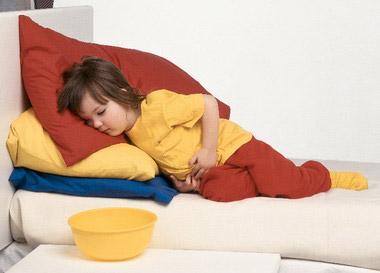 Vì sao trẻ dễ mắc các bệnh về tiêu hóa? 1