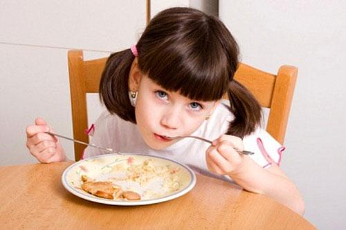 Chữa rối loạn tiêu hóa cho trẻ từ dinh dưỡng 1