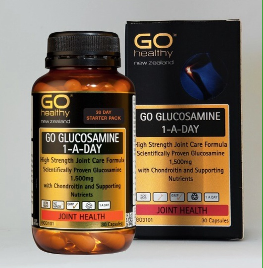 Viên xương khớp Go Glucosamine 1-A-Day 1500mg 2