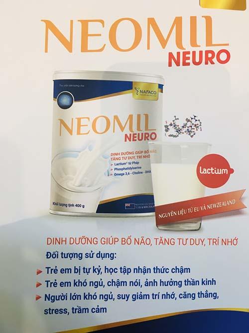 Lactium - Hoạt chất giúp kiểm soát stress, cân bằng giấc ngủ, thư thái tinh thần 3